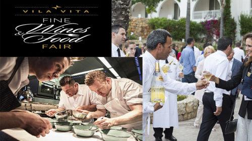 Vila Vita Fine Wines & Food Fair começa já dia 15