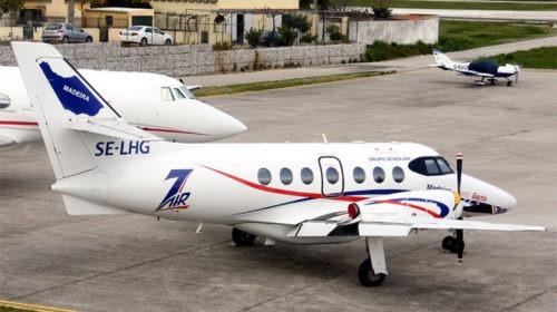 Aerovip continua ligar Madeira a Porto Santo