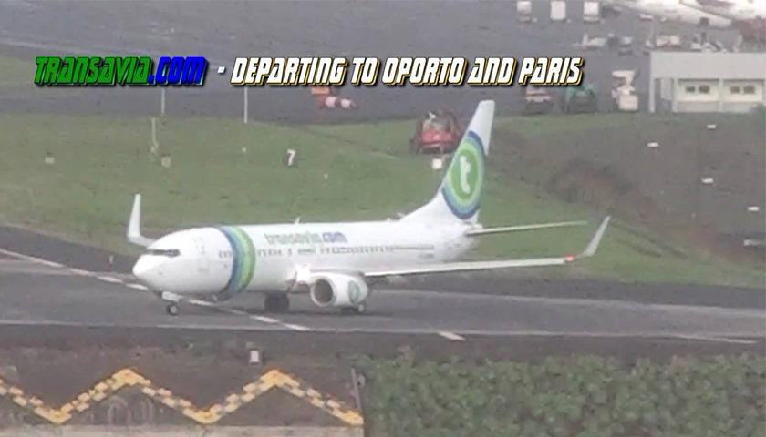Transavia: 15.000 voos entre Porto e Paris