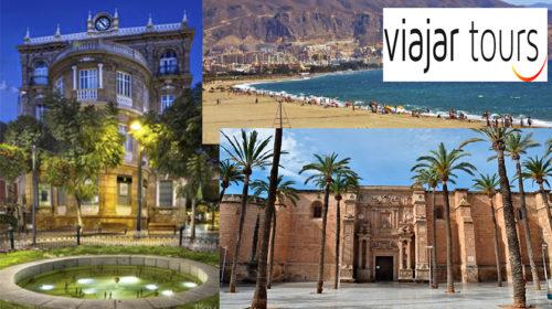 Almería com o Viajar Tours à partida do Porto