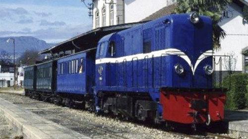 Comboio histórico circula entre Aveiro e Águeda