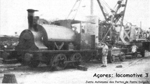 Açores vai recuperar duas antigas locomotivas