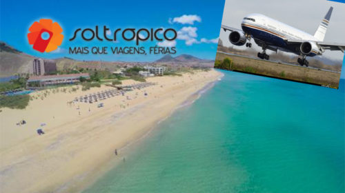 Soltrópico propõe Porto Santo para férias