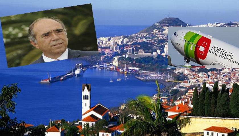 PSD Madeira lança fortes críticas à TAP