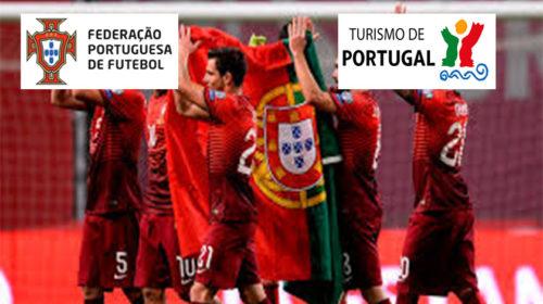 Turismo e Futebol juntos na promoção de Portugal