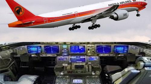 Angola retém pagamento a companhias aéreas