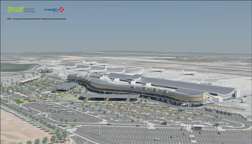 2017: Em seis meses aeroporto de Faro recebeu mais de 586 passageiros