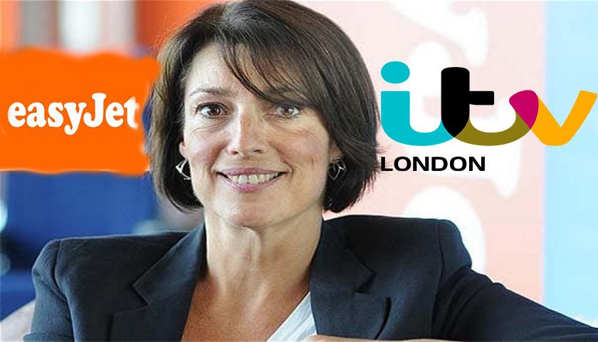 "Carolyn McCall ""troca"" easyJet pela ITV"