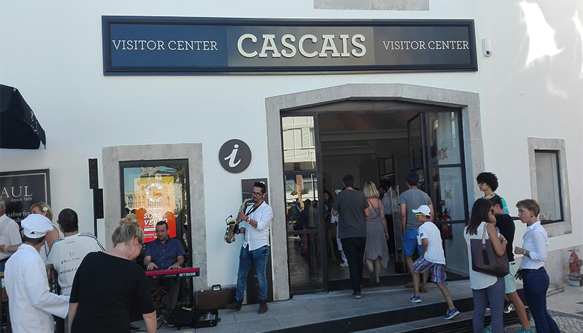 Cascais tem novo espaço de acolhimento aos turistas