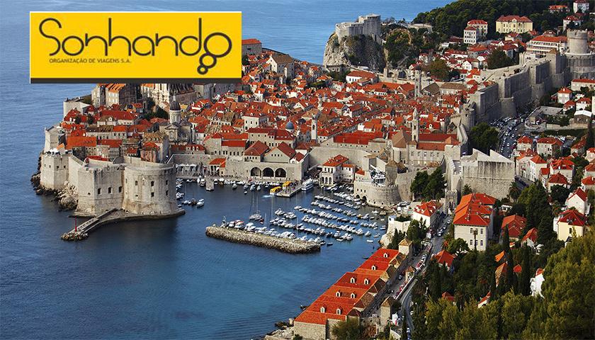 Sonhando apresenta Dubrovnik em voos especiais