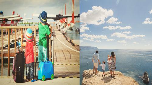 Estudo: principais diferenças nas viagens de várias gerações