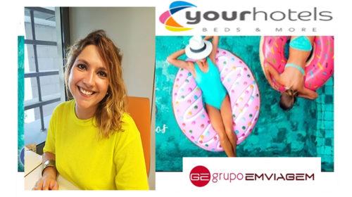 Marisa Oliveira reforça equipa da Yourhotels