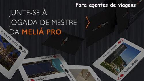 """Meliá Hotels lança campanha """"Jogada de Mestre"""" para agentes"""