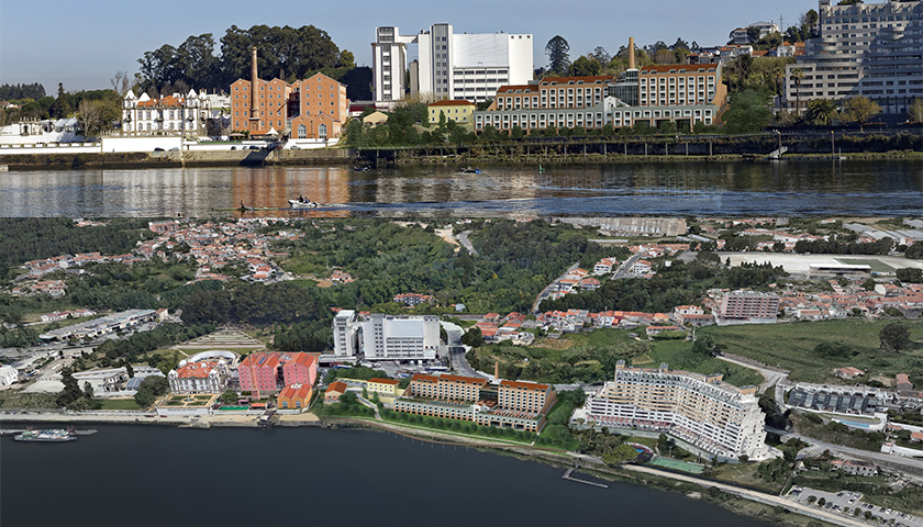 Pestana anuncia terceiro hotel em plena margem do Douro
