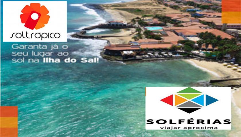 Solférias e Soltrópico lançam charter fim-de-ano para Ilha do Sal