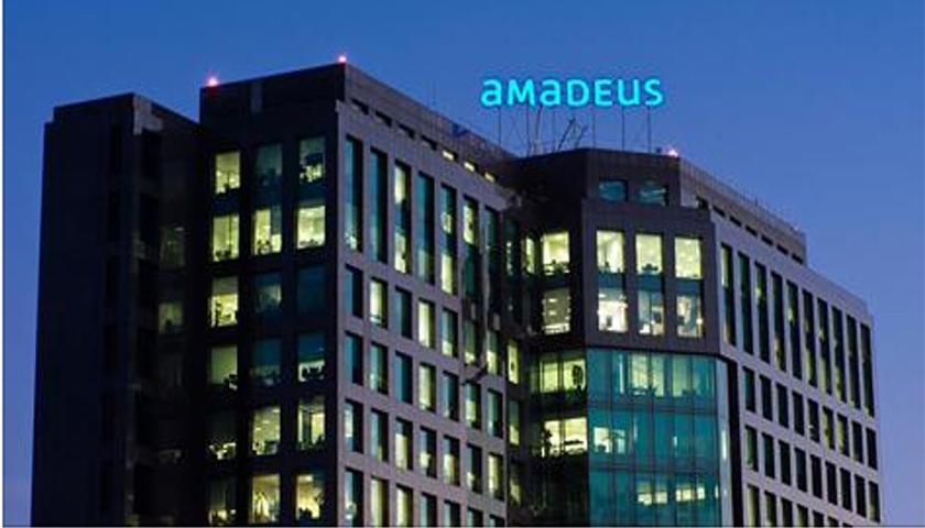 Amadeus com resultados sólidos no primeiro semestre