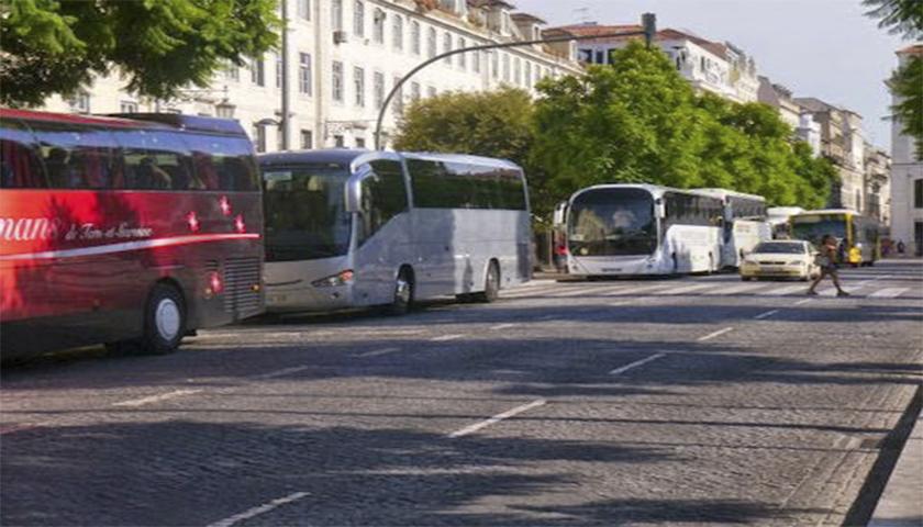 CTP defende reavaliação das restrições à circulação dos autocarros de turismo em Lisboa