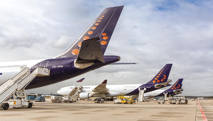 Brussels Airlines celebra 15 anos a voar para África