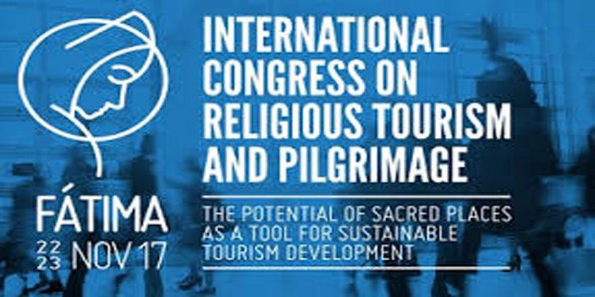 Congresso Internacional de Turismo Religioso em Fátima