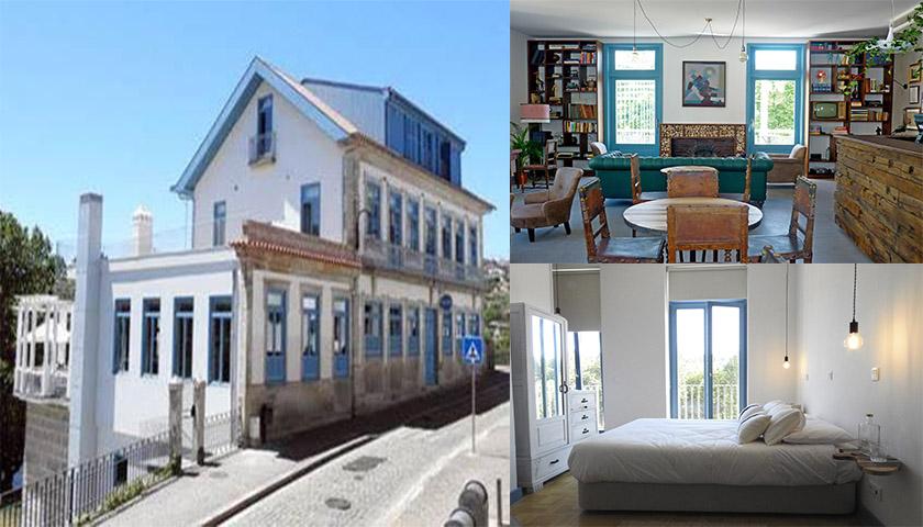"Em Amarante: Hotel Silva ""transforma-se"" no Des Arts-Hostel & Suites"
