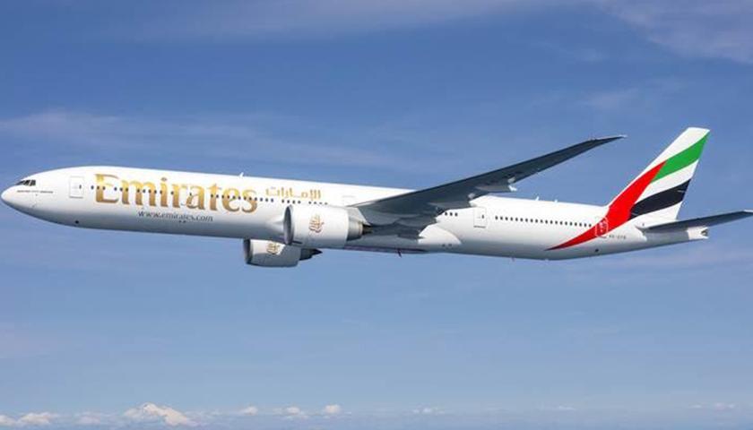 Emirates aumenta serviços para o Cairo