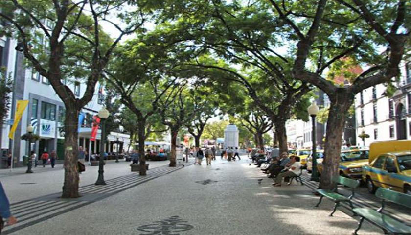 Funchal vai ter wi fi gratuito no centro da cidade