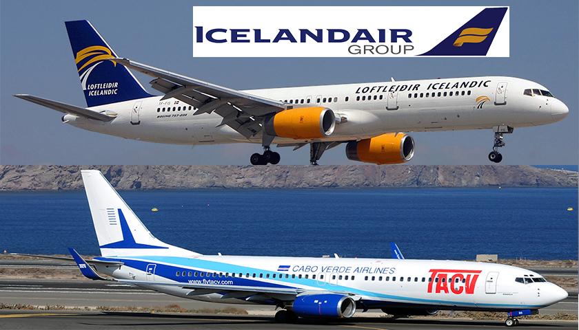 Grupo Icelandair vai fazer a gestão dos TACV