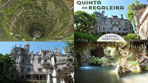 """Quinta da Regaleira """"ganha"""" mais visitantes"""
