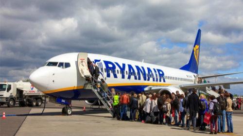 Ryanair vai lançar nova rota entre o Porto e Sevilha