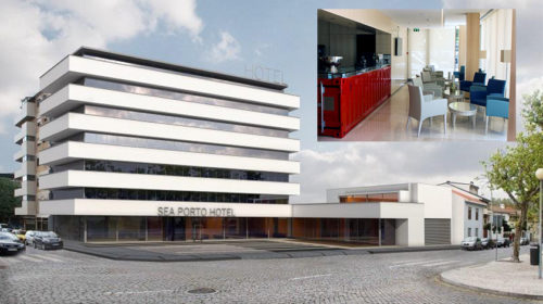 Sea Porto Hotel (Matosinhos) em operação