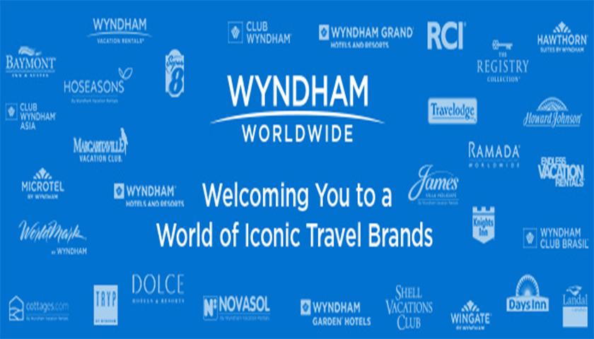 Wyndham Worldwide vai dividir-se em duas companhias