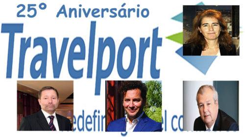 Travelport Portugal comemora 25 anos em Portugal
