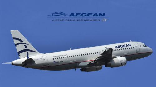 Aegean Airlines lança super promoção