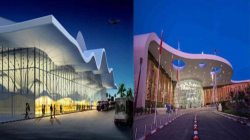 Aeroporto de Marraquexe-Menara é o mais bonito do mundo