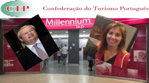 CTP e Millennium debatem financiamento para o Turismo