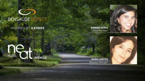 Bensaude Hotels e Neat Hotel reforçam a sua equipa