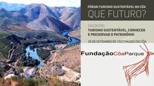 """""""Turismo Sustentável no Côa: que futuro?"""" Discute-se em fórum dia 25"""