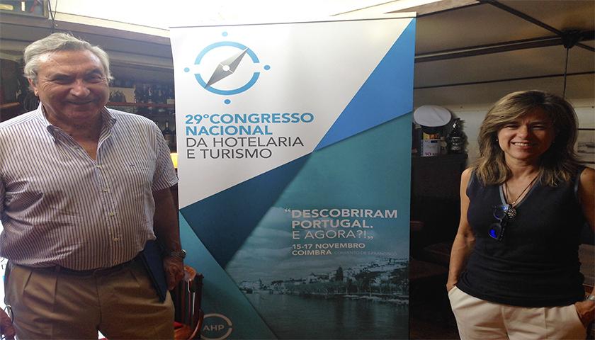 """""""Descobriram Portugal. E agora?"""" – tema do congresso da AHP"""