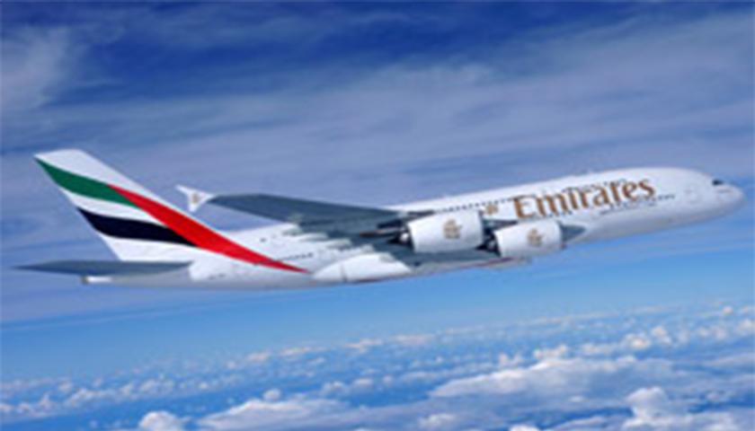 """Emirates: 100.º A380 """"dá"""" tarifas especiais a partir de Portugal"""