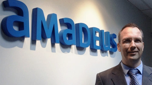 Joost Schuring lidera a região Amadeus EMEA