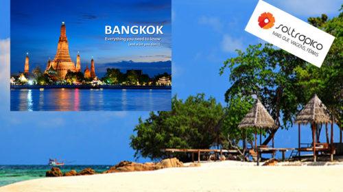 Soltrópico programa Bangkok e Koh Samet