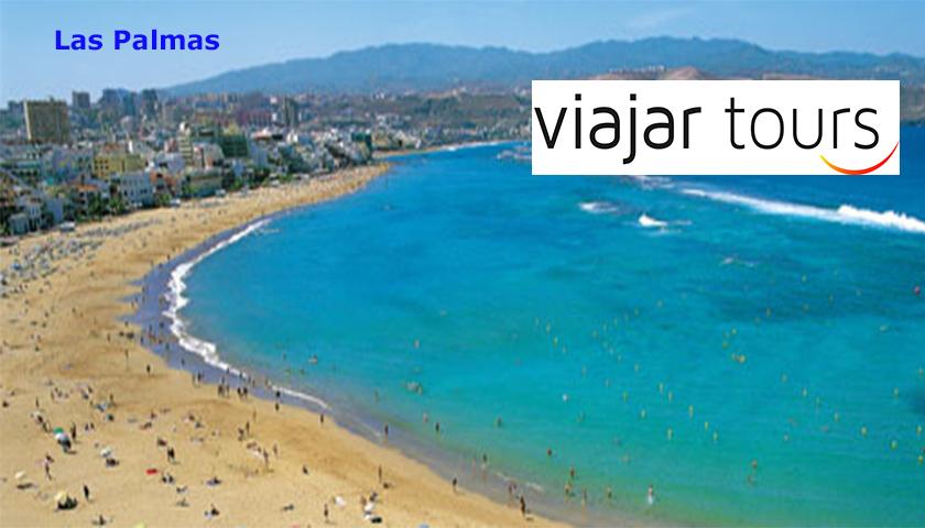 Viajar Tours com programação para a Gran Canaria