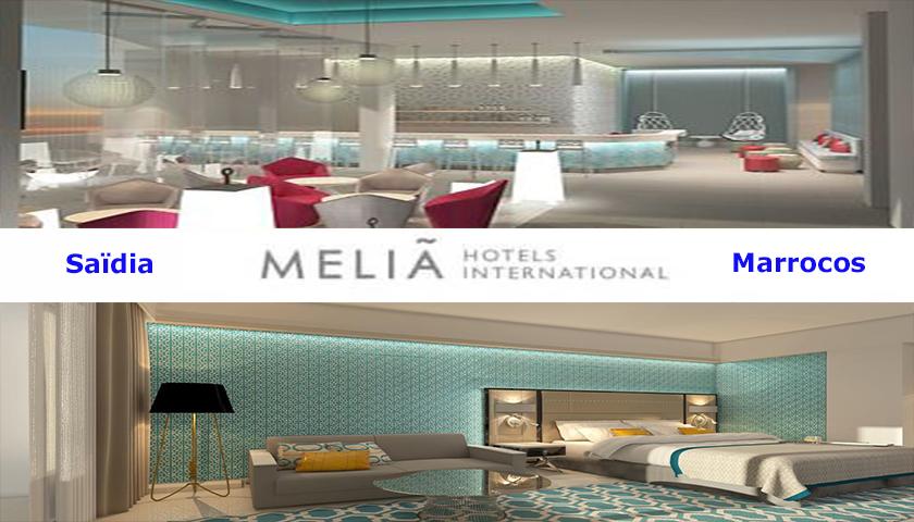 Grupo Meliá Hotels vai ter novos resort em Saïdia