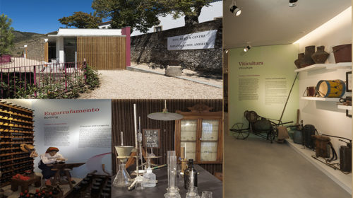 Novo Museu no Douro na Quinta Nova Nª Sraª do Carmo