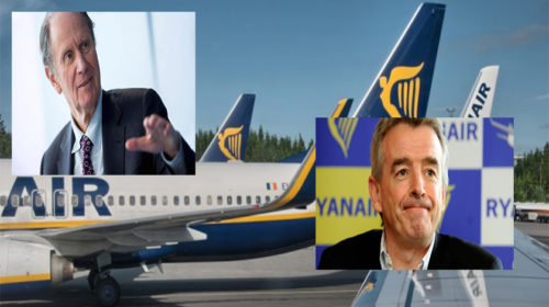 Accionistas da Ryanair aprovam todas as resoluções na sua reunião geral anual