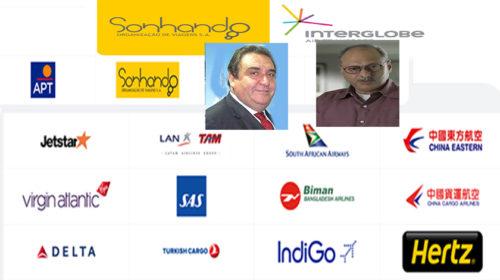 Sonhando e a InterGlobe Air Transport iniciam um acordo de representação exclusivo