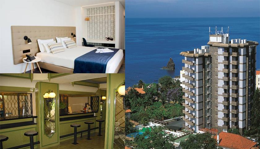 Tiles Madeira é o novo 4 estrelas do Funchal