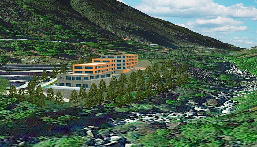 Vila Galé prepara arranque das obras do hotel em Manteigas