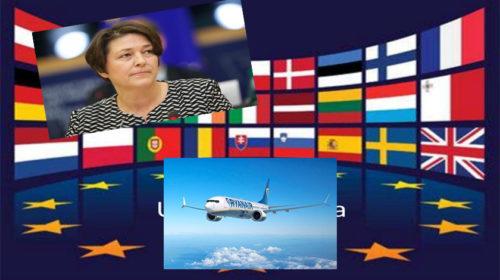 Comissão Europeia exige respeito da Ryanair para com os passageiros