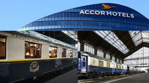 AccorHotels e o grupo SNCF vão desenvolver a Orient Express
